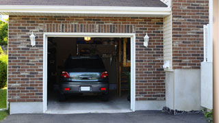 Garage Door Installation at Lake Dallas, Texas